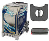 Zuca Sport Bag - Great Wave with Gift Pencil Case and Seat Cover