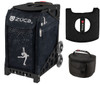 Zuca Sport Bag - Ice Queen with Gift Lunchbox and Seat Cover