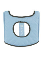 Zuca Seat Cover - Grey & Light Blue 2nd view