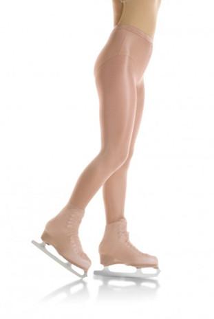 Mondor 3357 Boot cover Shimmer Figure Skating Tights