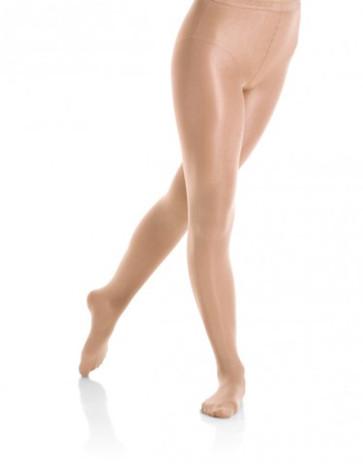 Mondor 3358 Footed Shimmer Figure Skating Tights