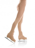 Mondor 3372 Boot Cover Natural Figure Skating Tights