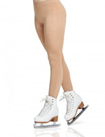 Mondor 911 Rhinestones Footed Figure Skating Tights