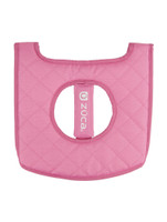 Zuca Seat Cover - Lt. Pink & Hot Pink 4th view