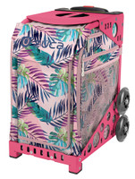Zuca Sport Bag - Pink Oasis