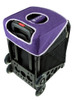 Zuca Seat Cover - Purple & Lilac 4th view
