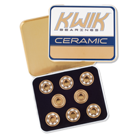 Riedell KwiK Ceramic Bearings (Set of 16)