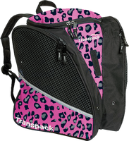 Transpack Ice with Print Design  (Pink Leopard)