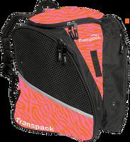 Transpack Ice with Print Design  (Pink/Orange Zebra)