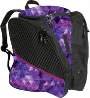 Transpack Ice with Print Design  (Purple Topo)