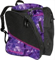 Transpack Ice with Print Design  (Purple Topo)