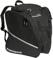 Transpack Ice - Ice skating bag (Black)