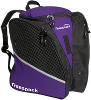 Transpack Ice - Ice skating bag (Purple)