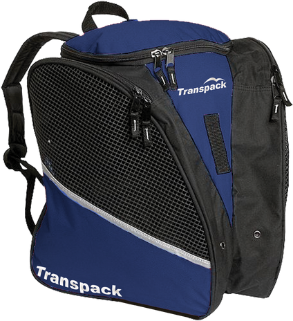 Transpack Ice - Ice skating bag (Navy)