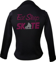 Kami-So Polartec Ice Skating Jacket - Eat Sleep Skates