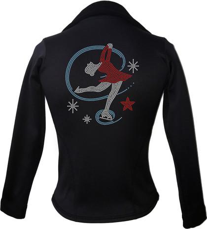 Kami-So Polartec Ice Skating Jacket - Layback Delux