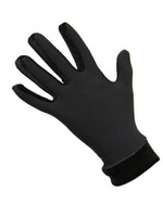 Icedress - Thermal Figure Skating Gloves with Velvet (Black)