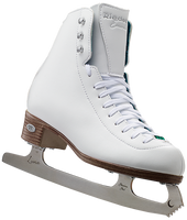 Riedell Model 119 Emerald Ladies Ice Skates 2nd view