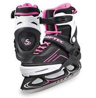 Figure Skates Vibe Adjustable XP1000 - Purple 2nd view