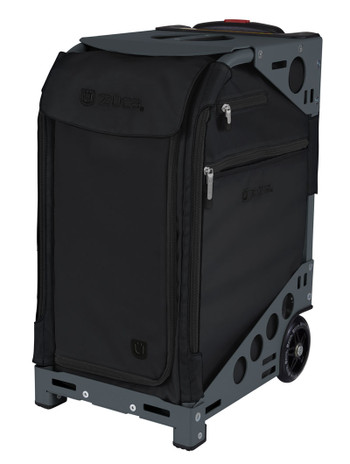 Zuca Artist Pro Bag - Oxford with Slate Frame 2nd view