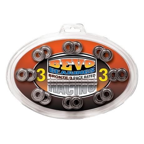 Bevo Bronze-3 Race Rated Chrome Bearings