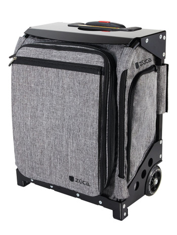 Zuca Travel Bag Navigator Expandable With Black Frame
