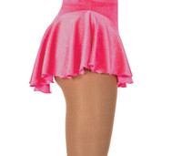 Jerry's 311 Twinkle Velvet Skirts - Bright Pink
