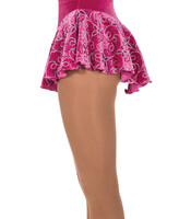Jerry's 307 Filigree Skirts - Fuchsia