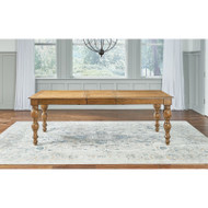 Wellington Traditional Dining Table w/ Leaf