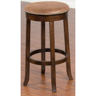 "30"" Swivel Backless Barstools"