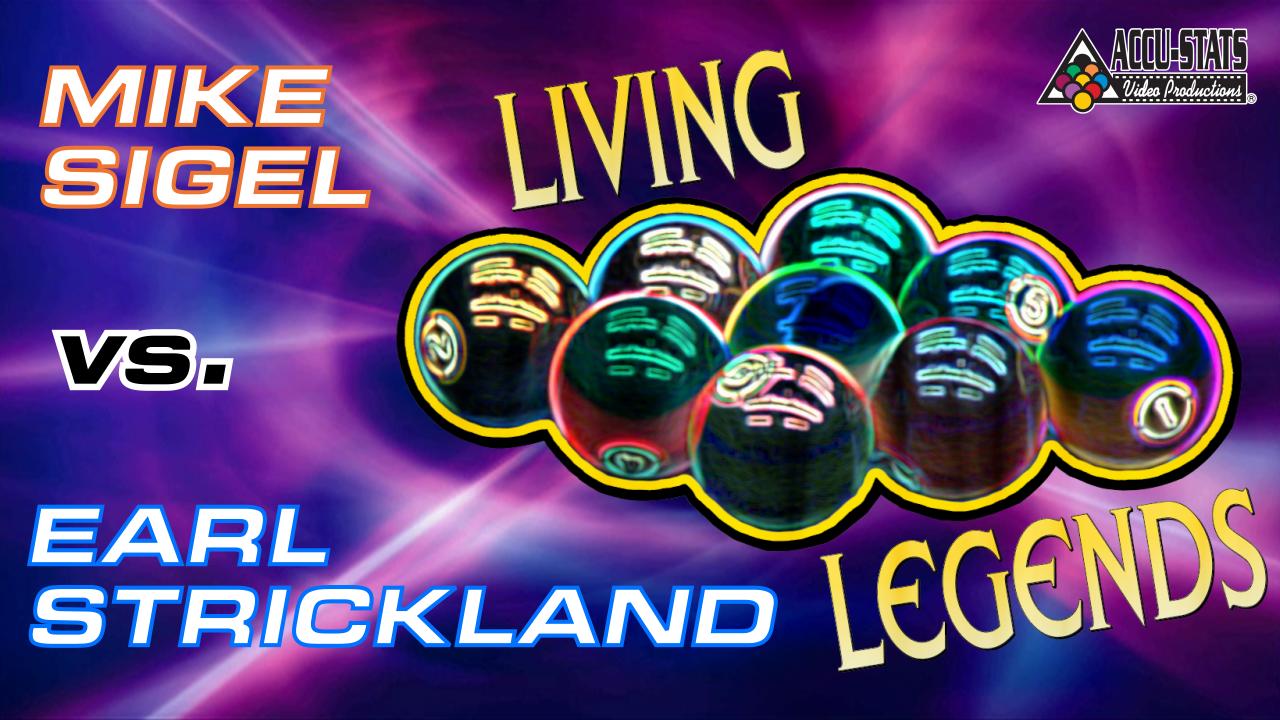 """2018 """"Living Legends"""" Challenge: Sigel vs. Strickland"""