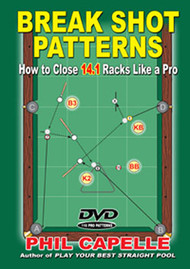 Break Shot Paterns (Book & DVD combo)