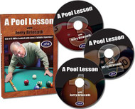 A Pool Lesson with Jerry Briesath (DVD)