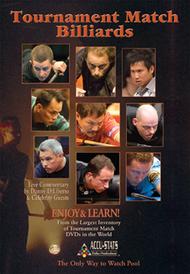 David Alcaide vs. Nikos Ekonomopolous (DVD) | 2016 U.S. Open