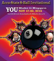 John Morra vs. Jayson Shaw (DVD) | 2016 8-Ball Invitational