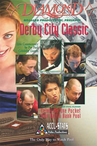 Damianos Giallourakis vs. Efren Reyes* (DVD) | Derby City 9-Ball