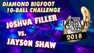 Joshua Filler vs.Jayson Shaw
