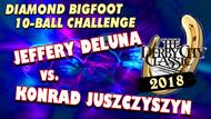 Jeffrey DeLuna vs. Konrad Juszczyszyn*