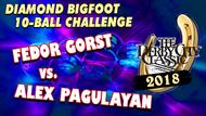 Fedor Gorst vs. Alex Pagulayan*