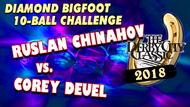 Corey Deuel vs. Ruslan Chinakhov*