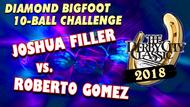 Joshua Filler vs. Roberto Gomez