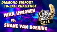 Mika Immonen vs. Shane Van Boening*
