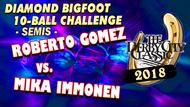 Roberto Gomez vs. Mika Immonen (Semi's)*