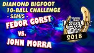 Fedor Gorst vs.John Morra (Semi's)*