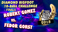 Fedor Gorst vs.Roberto Gomez (Finals)*