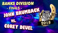 John Brumback vs. Corey Deuel (Finals)*