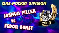 Joshua Filler vs. Fedor Gorst