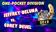 Jeffrey DeLuna vs.Corey Deuel