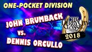 John Brumback vs. Dennis Orcullo