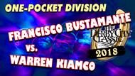 Francisco Bustamante vs. Warren Kiamco*